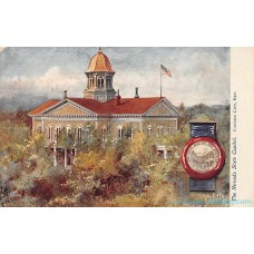 Carson City, Nevada State Capitol - Tuck Postcard Americas