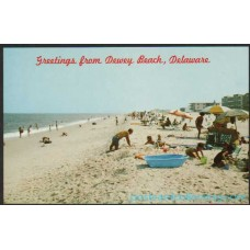 Dewey Beach, Delaware  - Greetings From Americas