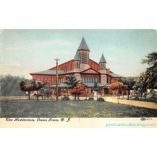 Ocean Grove, N.J. New Jersey - The Auditorium 1907 Americas