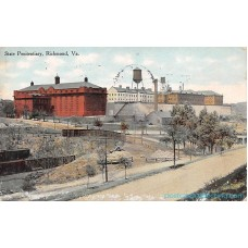 Richmond, Va - State Penitentiary 1910 Americas